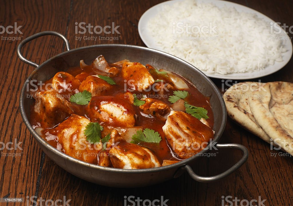 curry night stock photo
