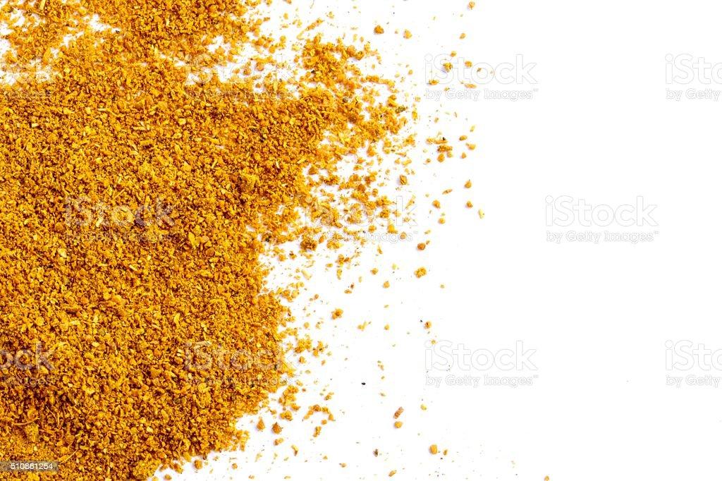 Curry Powder stock photo