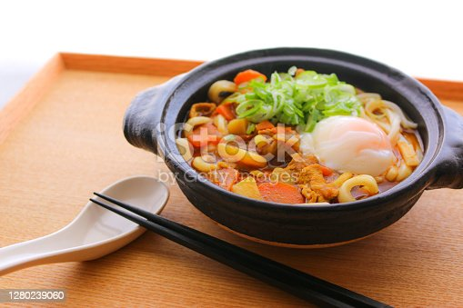 istock Curry udon 1280239060