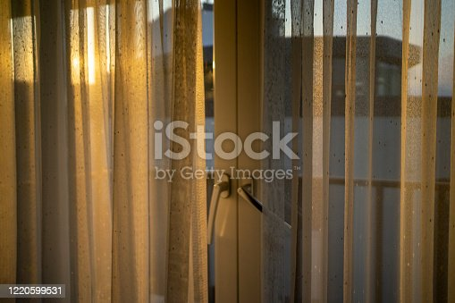 curtain and curtain...