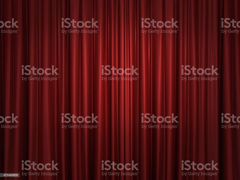 curtain background stock photo
