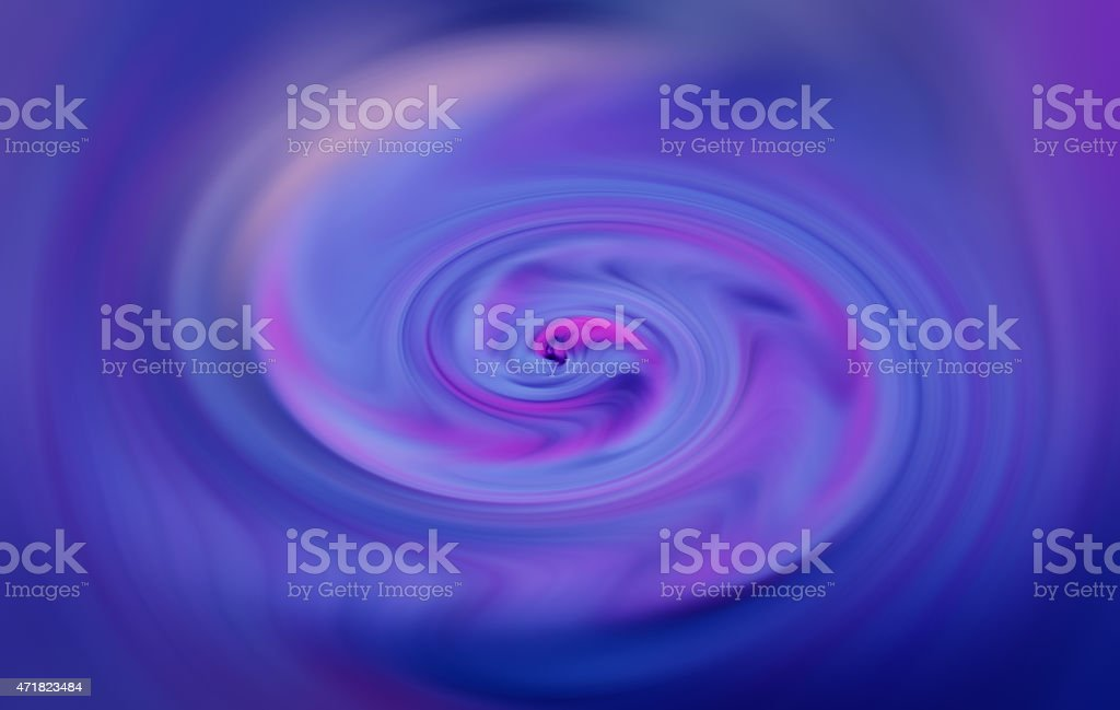 curve pattern of colorful sparks. stock photo