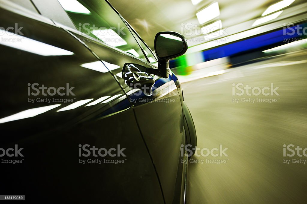 Curve royalty-free stock photo