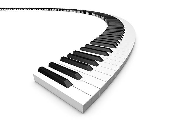 Tringle Clavier de piano - Photo