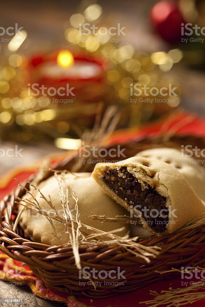 Cuscinetti di Gesù Bambino royalty-free stock photo
