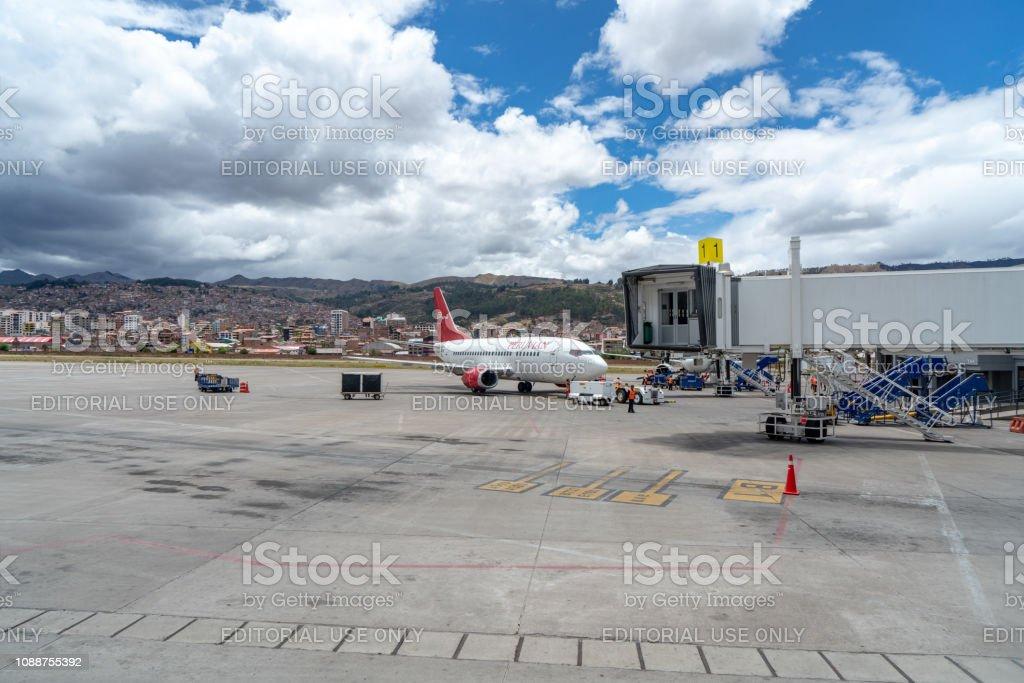 Aeropuerto De Cusco Foto De Stock Y Mas Banco De Imagenes De Aeropuerto Istock