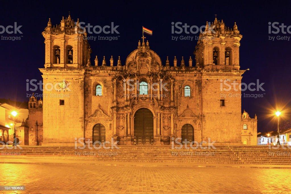 Cathédrale de Cusco - Photo