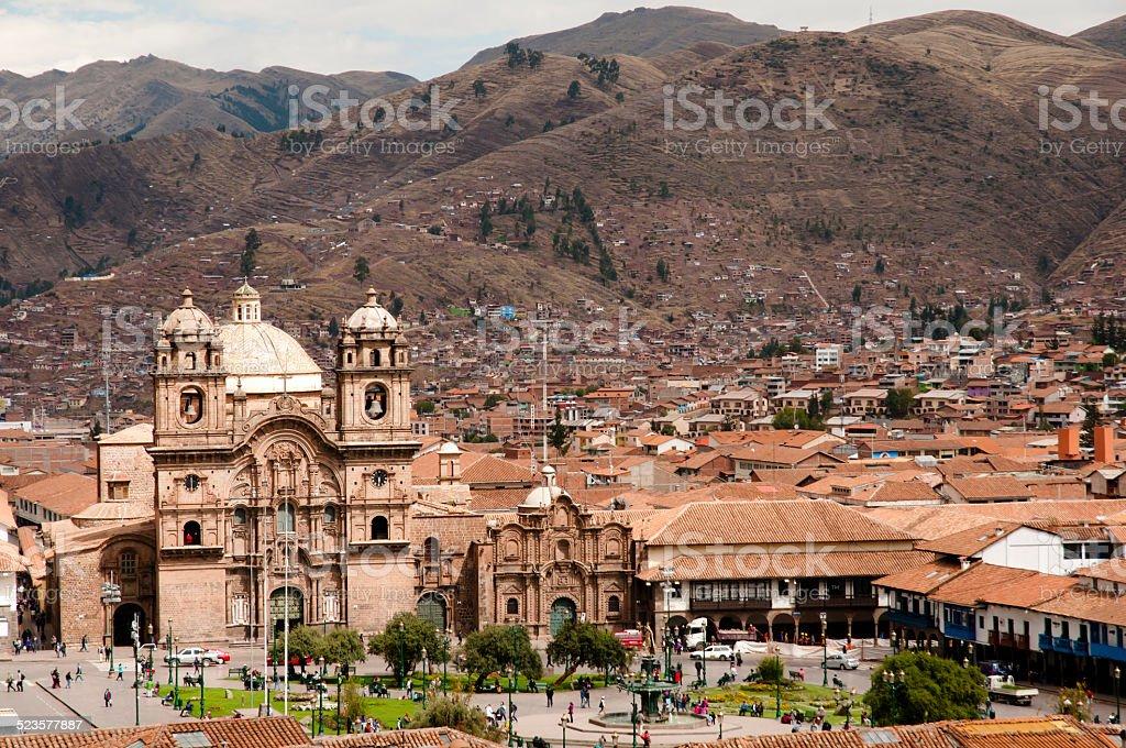 Cusco - Peru stock photo