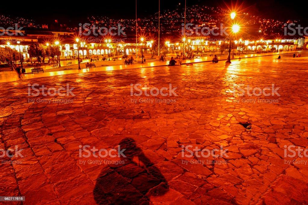 Cusco Und der Fotograf – Foto