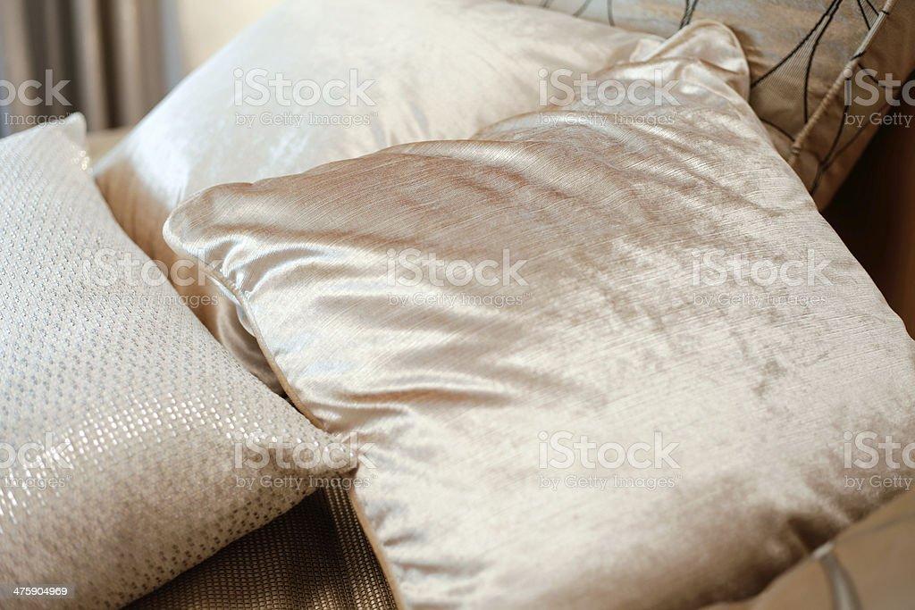 Almofadas - foto de acervo