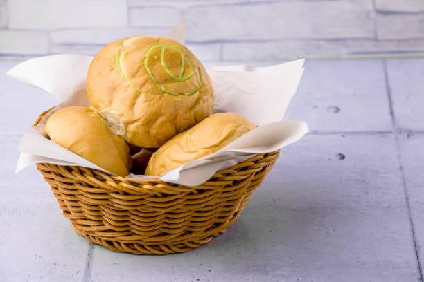 custard bread tasty delicious - pandan składnik zdjęcia i obrazy z banku zdjęć