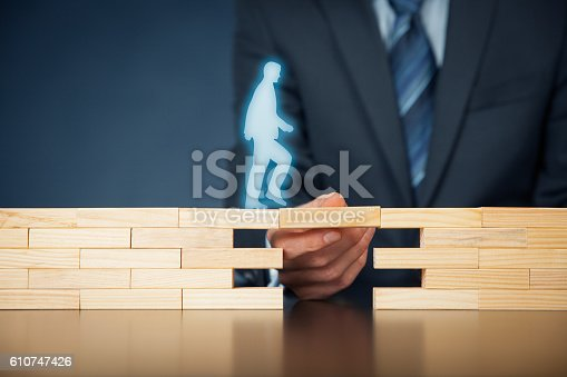 istock Customer care and support 610747426