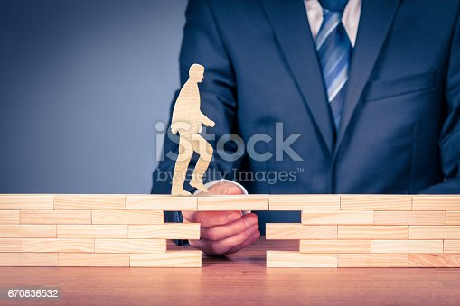 istock Customer care, support (help) and life insurance concept 670836532