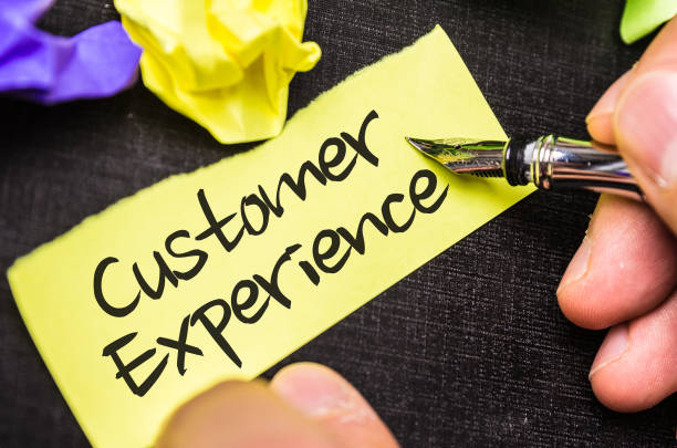 Customer Experience stock photo
