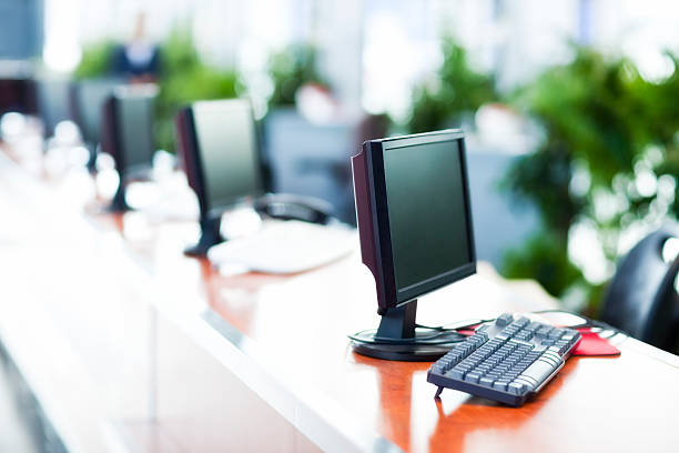 Best Thin Client Computer Stock Photos, Pictures & Royalty