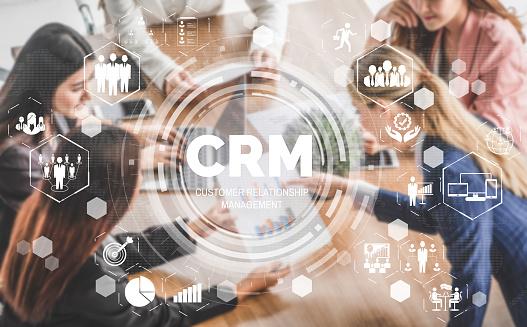 CRMのイメージ画像|アインの集客マーケティングブログ
