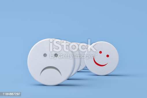 1128693163 istock photo Customer Satisfaction Concept 1184887297