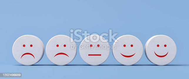 1128693163 istock photo Customer Satisfaction Concept 1202496659