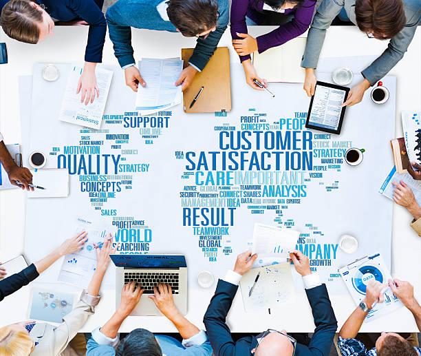 meet customer satisfaction