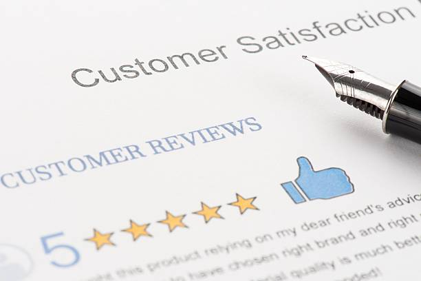 Customer Satisfaction Report - Photo