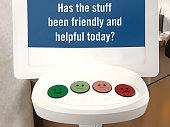 istock Customer satisfactory questionnaire 901303192