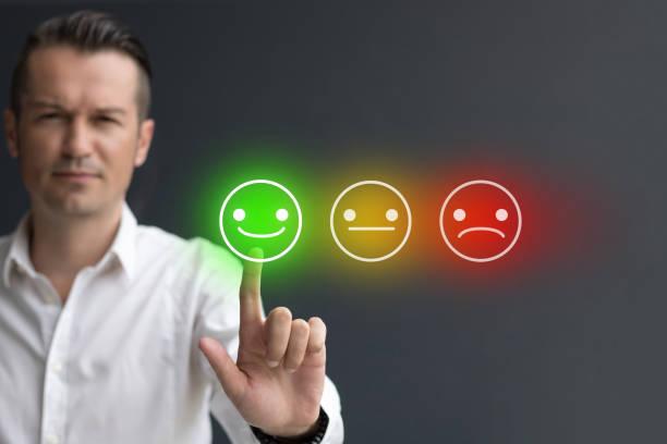 Customer service evaluation.