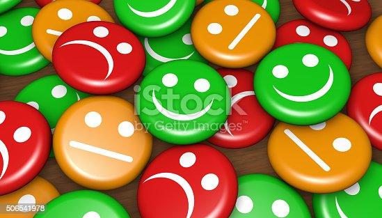 533983044istockphoto Customer Service Feedback Happy Rating 506541978