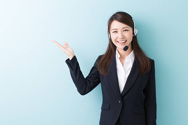 顧客サービス担当者  - コールセンター ストックフォトと画像
