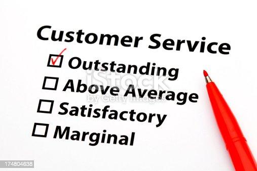 customer service satisfaction survey