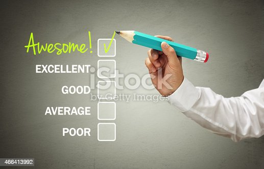 178090546 istock photo Customer service satisfaction survey 466413992