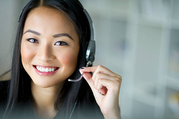 Image result for customer service girl chinese