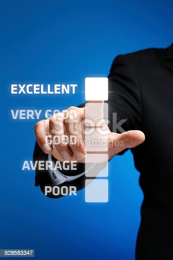 Customer Survey on Interface Touch Screen