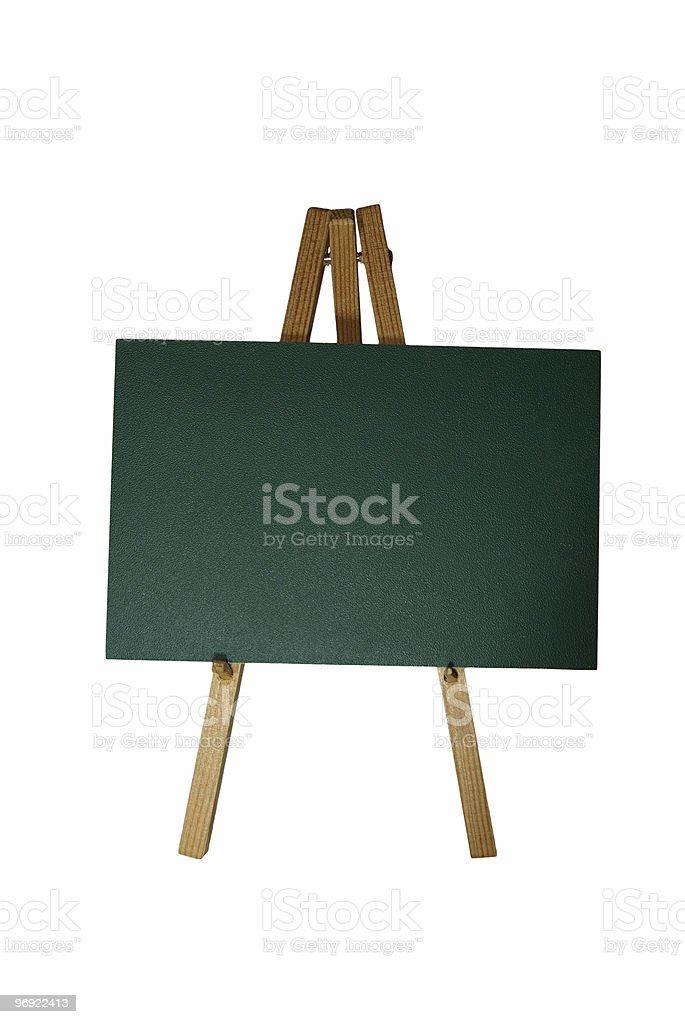 customizable blackboard royalty-free stock photo