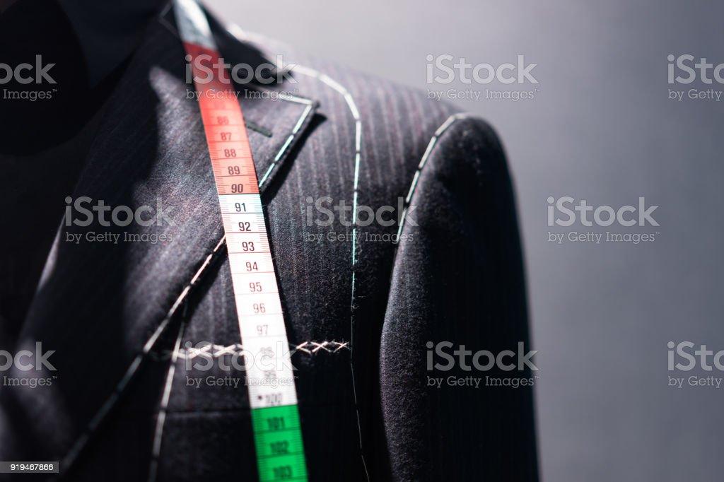 customization suit stock photo