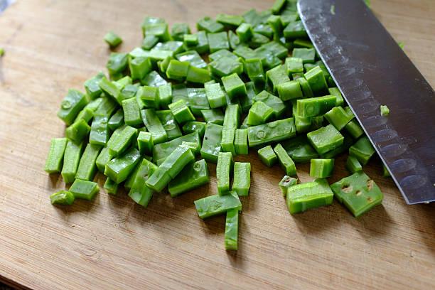 Cut cactus stock photo