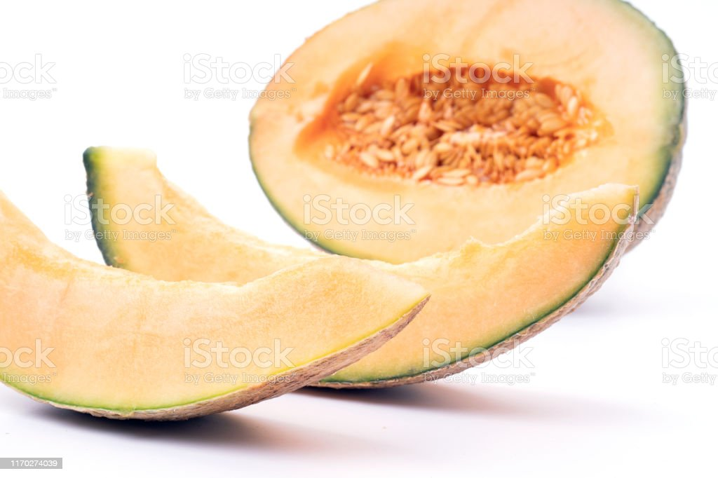 Cut Natural Melon A Healthy Product Full Of Vitamins Stock Photo Download Image Now Istock Cantaloupe is a top food for eye health due to its beta carotene content. https www istockphoto com photo cut natural melon a healthy product full of vitamins gm1170274039 323772788