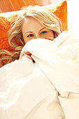 istock Cute and Cuddly Woman 157421811