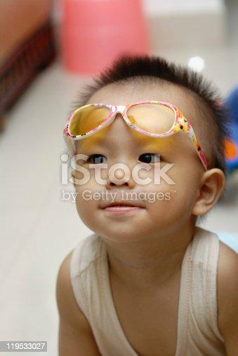 istock cute baby portrait 119533027