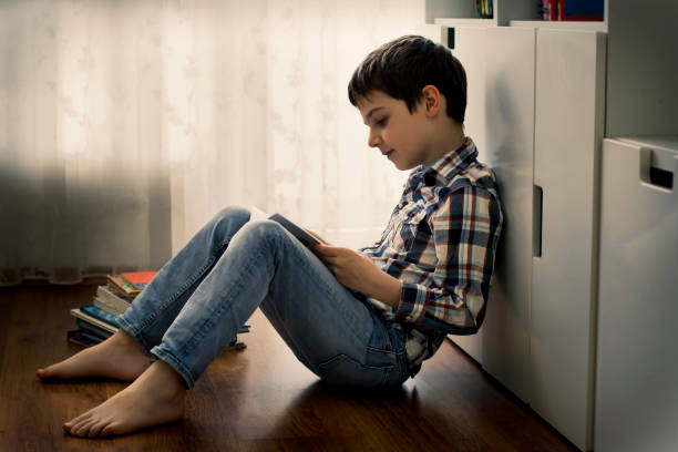 royalty free barefoot boy pictures images and stock photos istock