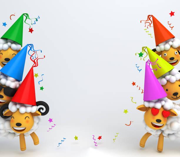 Happy Birthday Emoji Art