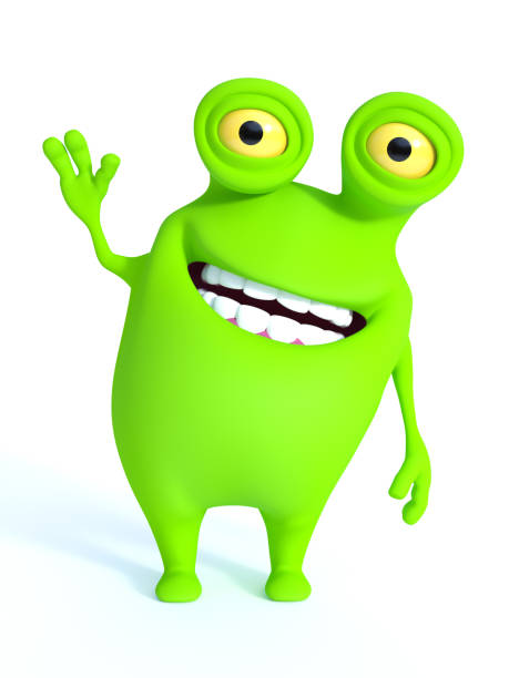 Cute charming green cartoon monster waving its hand picture id875579284?b=1&k=6&m=875579284&s=612x612&w=0&h=he1l2rj5cg pg075uv43pffku vovhruyhyvuroerpg=