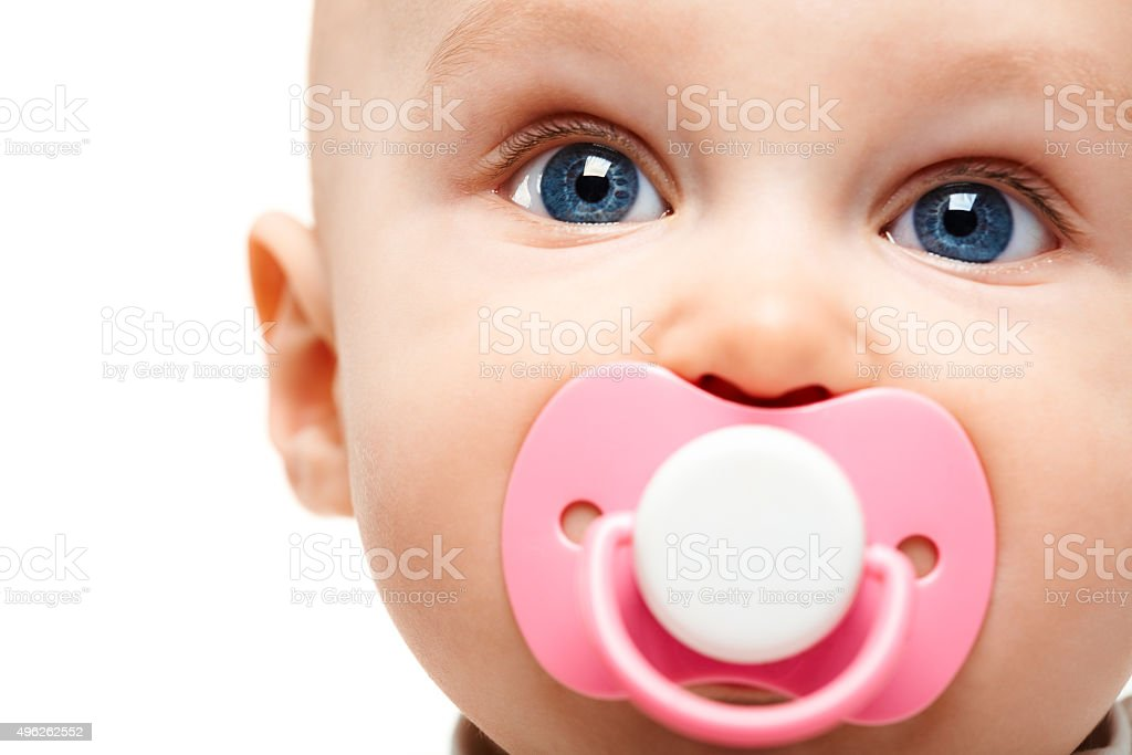 Cute child stock photo