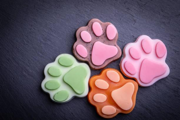 Cute colored paw shape soap on dark dark background dark background picture id1197337449?b=1&k=6&m=1197337449&s=612x612&w=0&h=wwhhd7vyq6nhl1qfbyxzgwu3nnk2b6zk3medbdxe6ss=