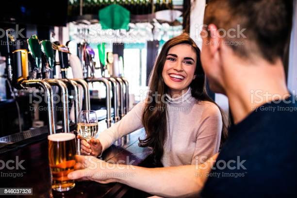 Cute couple having a drink picture id846037326?b=1&k=6&m=846037326&s=612x612&h=wkmd5f6qjt2eaj1qrzvo87irorodbdiwmjd9ztyitn8=