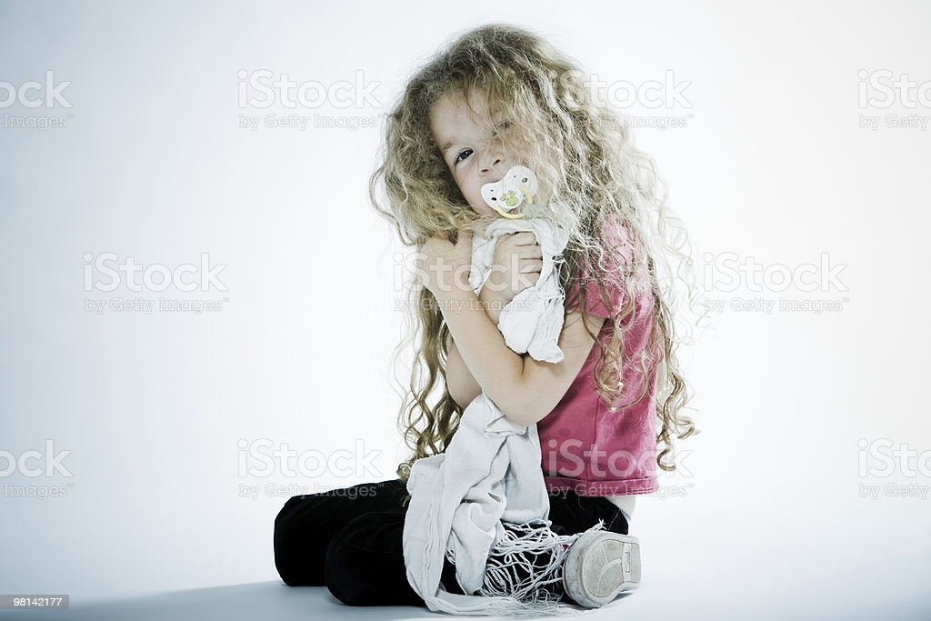 cute Expressive Kids royalty-free stock photo