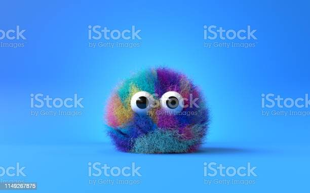 Cute furry monster picture id1149267875?b=1&k=6&m=1149267875&s=612x612&h=hfjvxikgvnluzvc j5jowrfcnf3keykhwoofyk nyzk=