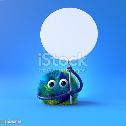 istock cute furry monster 1149269255