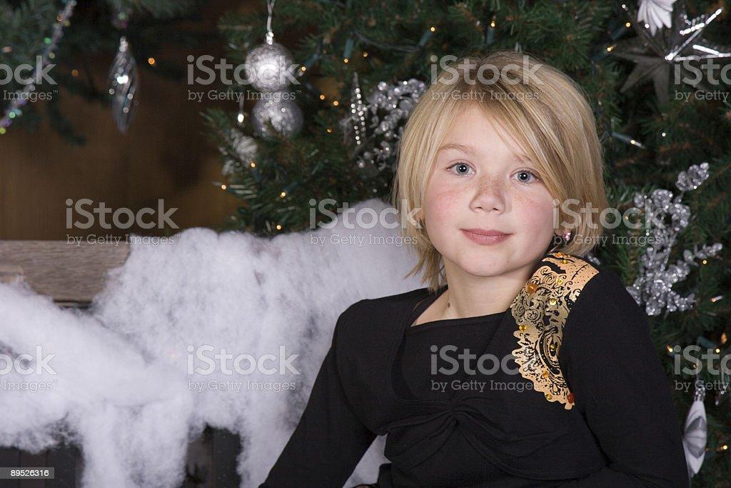 Симпатичная девушка Стоковые фото Стоковая фотография
