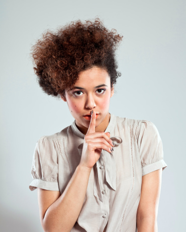 Cute Girl Sushing Stock Photo - Download Image Now