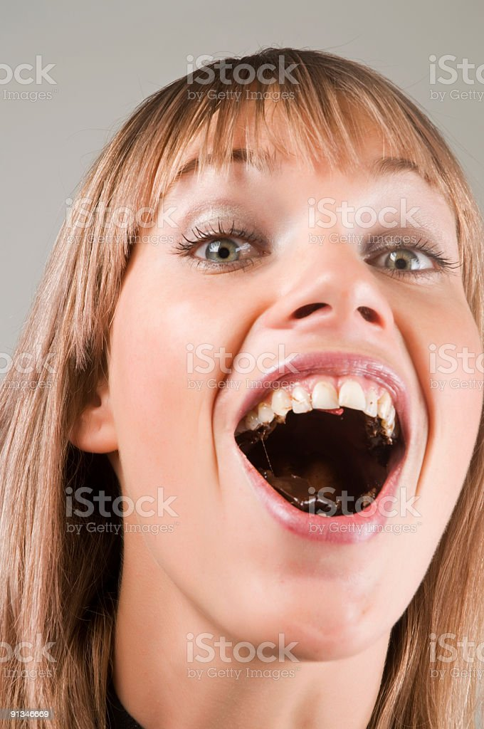 girls with mouths open cute girl with open mouth stock photo more pictures of 3225